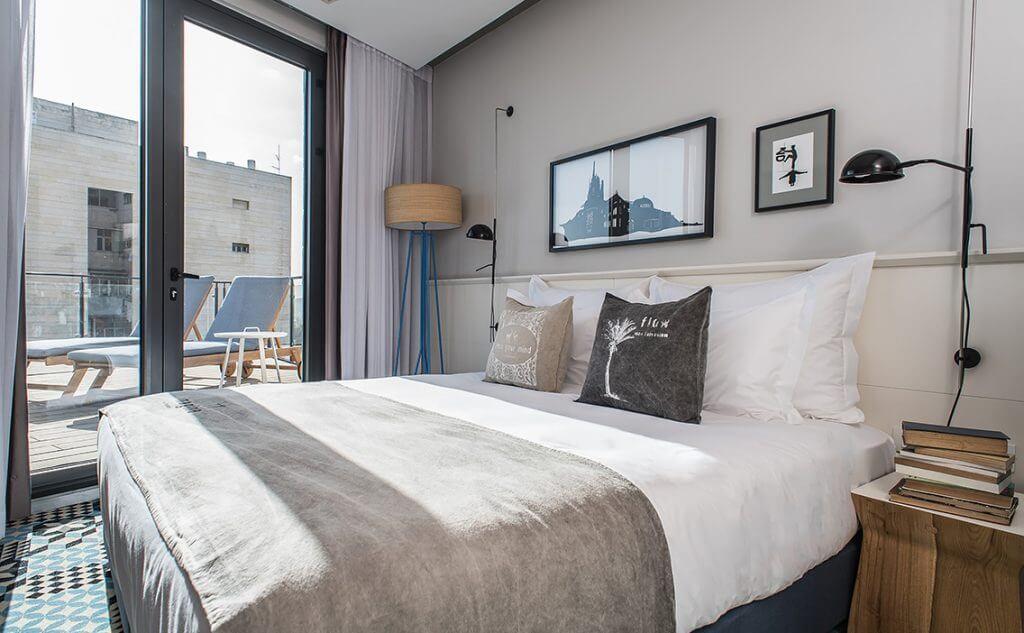 Bezalel Terrace Room