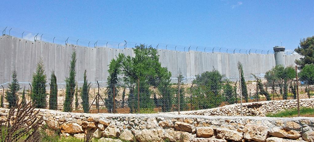 Jerusalem West bank fix