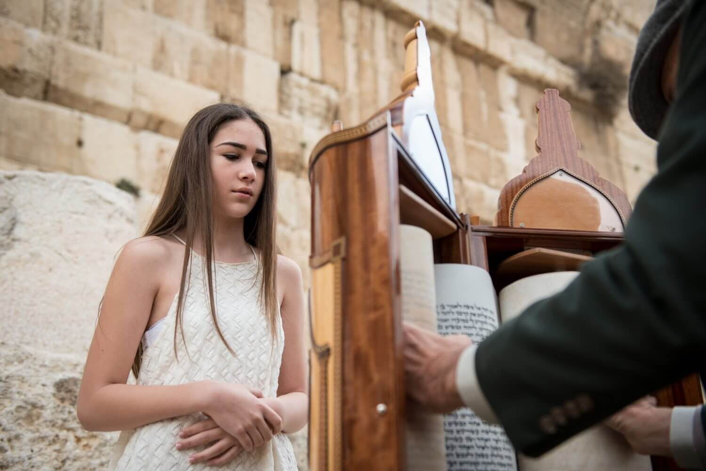 Bat or Bar Mitzvah in Israel