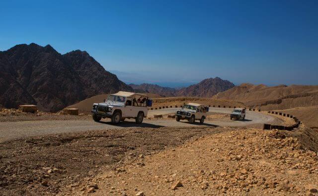 desert jeep ride
