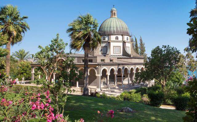 Christian pilgrimage sites