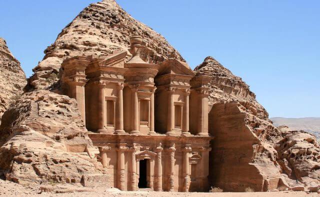 Petra and Jordan
