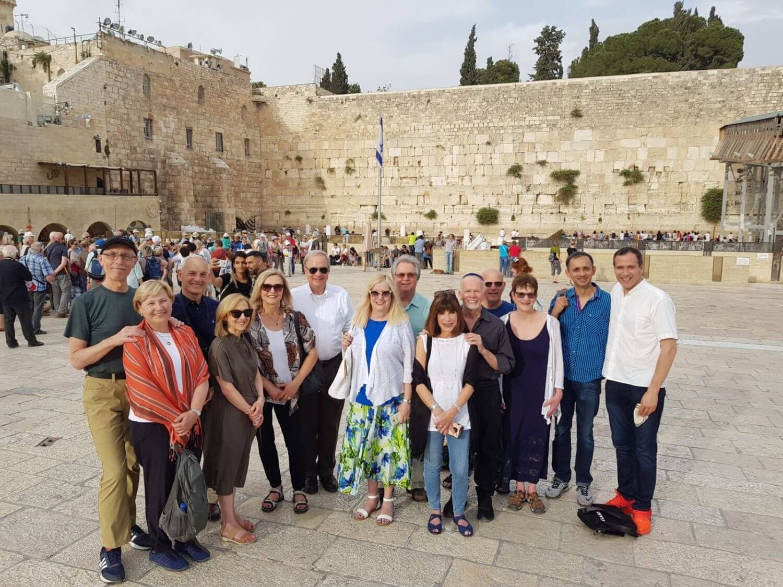 small group tour jerusalem