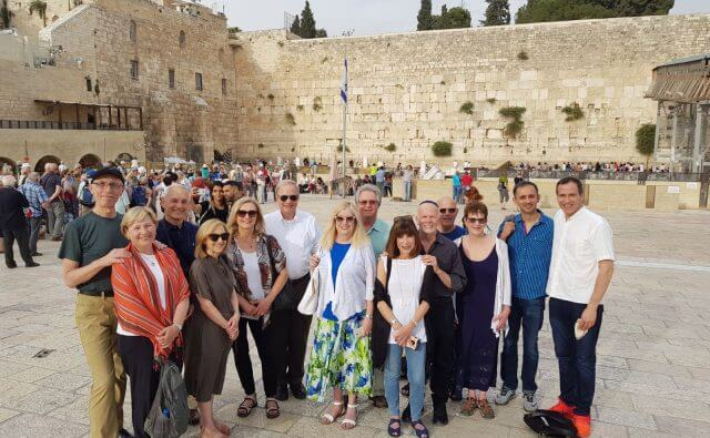 small group tour jerusalem