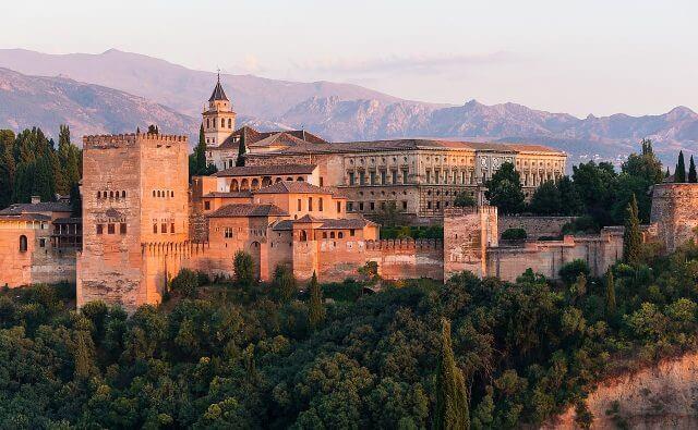 Granada_Andalusia_Spain