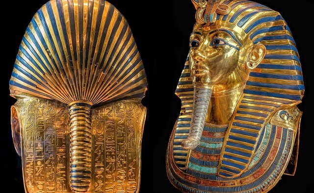 1182px-King_Tut_Mask_front_and_back_wikipedia creative commons license