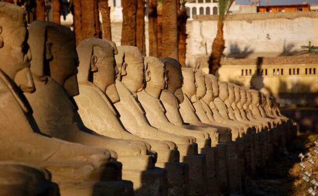 Luxor - Luxor Temple_sphinxes#B210 (1)(HR)